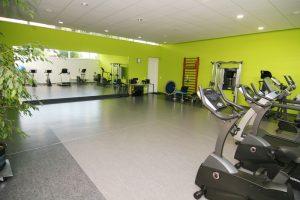 foto Fysiofitness en fitheidsscan zaal Tri Fysio